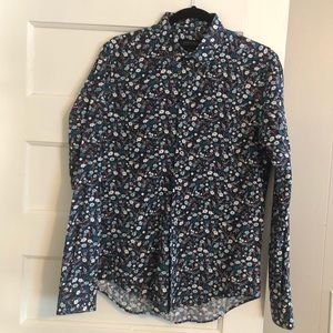 Zara Slim Fit Button Down